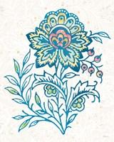 Kala Flower IV Framed Print