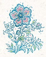 Kala Flower III Framed Print