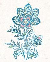 Kala Flower I Framed Print
