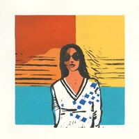Camila Fine Art Print