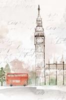 Big Ben London Fine Art Print