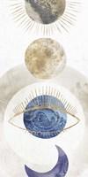 Crescent Moon I Fine Art Print