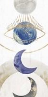 Crescent Moon II Fine Art Print