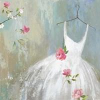 White Dress Fine Art Print