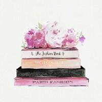 Fashion Books Fine Art Print