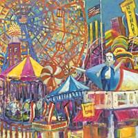 Coney Island Fine Art Print