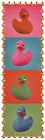 Ducky Rainbow Fine Art Print