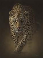 Leopard - Savage Fine Art Print