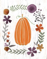 Autumn Pumpkin Fine Art Print