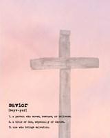 Savior III Fine Art Print