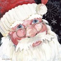 Santa Selfie II Fine Art Print