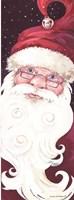 Santa Long Fine Art Print