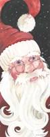 Santa Long II Fine Art Print