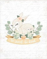 Sweet Little Bunny Fine Art Print