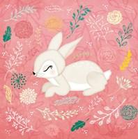 Woodland Bunny Fine Art Print