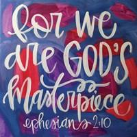 God's Masterpiece Fine Art Print