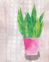 Pink Pot Fine Art Print