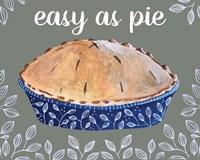Easy As Pie Fine Art Print