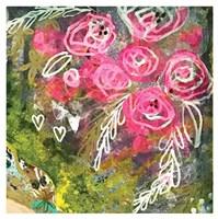 She Roses Fine Art Print