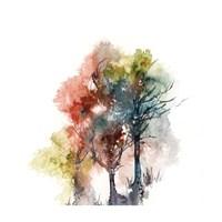 Tree Color Fine Art Print