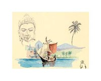 Atisha Fine Art Print