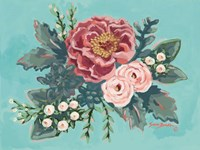 Peony Spring I Fine Art Print