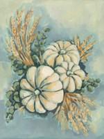 Blue Harvest I Fine Art Print