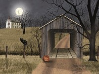 Sleepy Hollow Bridge Fine Art Print
