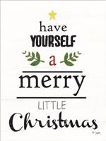Merry Little Christmas Fine Art Print