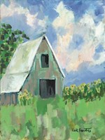 June Fields Fine Art Print