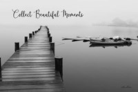 Collect Beautiful Moments Fine Art Print