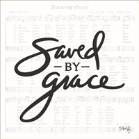 Saved by Grace Fine Art Print