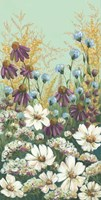 Floral Field Day Fine Art Print