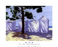 Island of Noirmoutier Fine Art Print