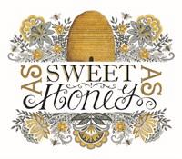 Sweet As Honey Fine Art Print