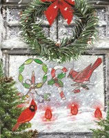 Christmas Peace Fine Art Print