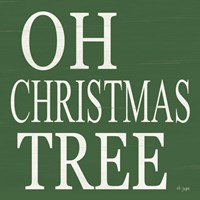 Oh Christmas Tree Fine Art Print