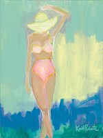 Sunbather Series:  Summer Sway Fine Art Print