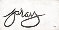 Pray Fine Art Print