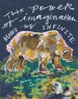 Power of Imagination Fine Art Print