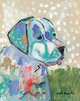 A Good Boy Fine Art Print