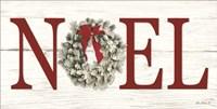 Christmas Noel Fine Art Print