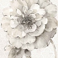 Indigold VII Gray Fine Art Print