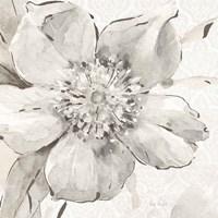 Indigold VI Gray Fine Art Print
