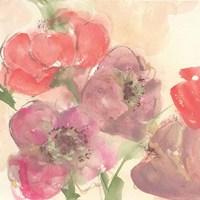 Coral Blooms II Fine Art Print
