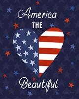America The Beautiful VI Fine Art Print