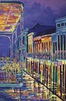 Bourbon Street New Orleans Fine Art Print