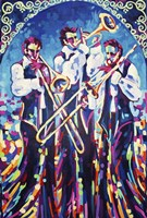 Jazz New Orleans Fine Art Print