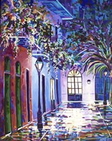 New Orleans Alley Royal St Fine Art Print