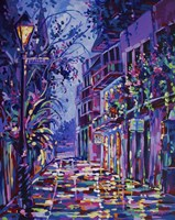 New Orleans Alley Fine Art Print
